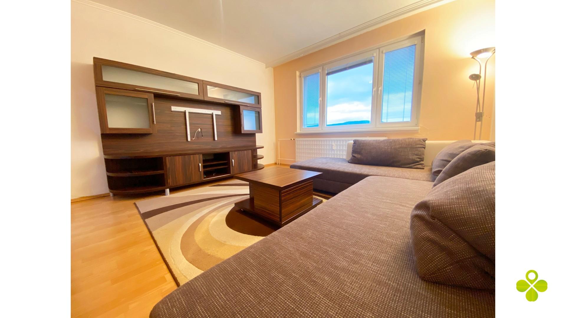 Pekný 2 izbový byt Prievidza ul. Matušku